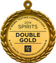 Blue Nectar Tequila Double Gold Award